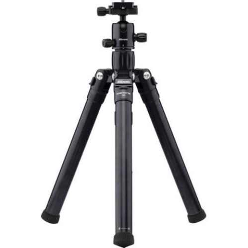 MeFoto Globetrotter Air Travel Tripod Kit - Black